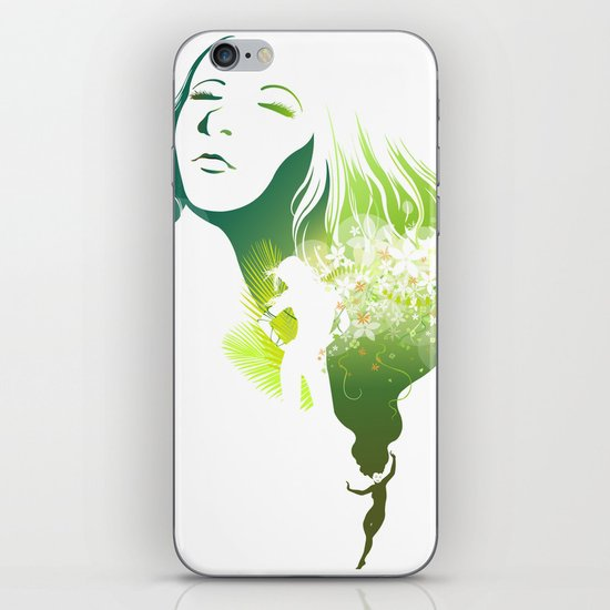 The Summer iPhone & iPod Skin
