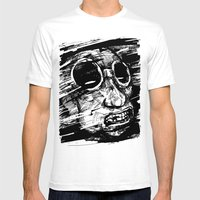 Speed Of Life II. Mens Fitted Tee White SMALL