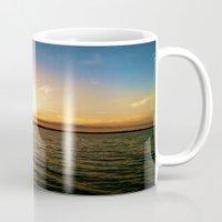 Sun on Big Platte Mug