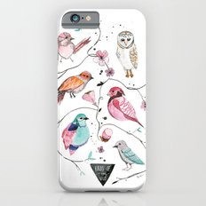 BIRDS OF THE WILD iPhone 6s Slim Case