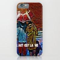 Art is life! iPhone 6 Slim Case