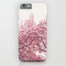 Central Park - Cherry Blossoms iPhone 6s Slim Case