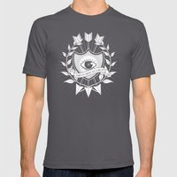 New Order Of The Ages Mens Fitted Tee Asphalt SMALL