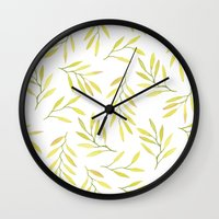 Willow Wall Clock