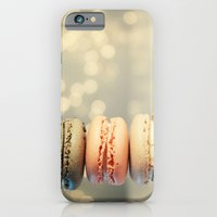 Neapolitan Macarons iPhone 6 Slim Case
