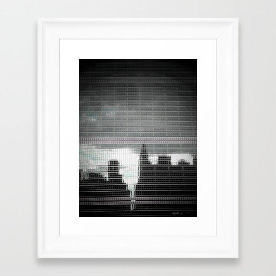 New York in 20 pics - Pic 17. Framed Art Print