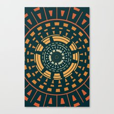 They came Canvas Print