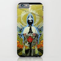 "iPhone & iPod Case featuring ""KEEP U.S. SAFE"" by XRAY"