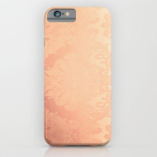 Pink Rose Vintage II iPhone & iPod Case