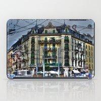 Geneva -  Switzerland iPad Case