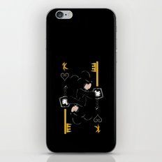 Kingdom of Mickey iPhone & iPod Skin