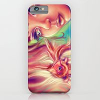 iPhone & iPod Case featuring Magical Waters by parochena