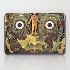 Journey of The Wounded Healer  iPad Case