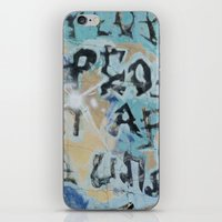 Sf Graffiti iPhone & iPod Skin