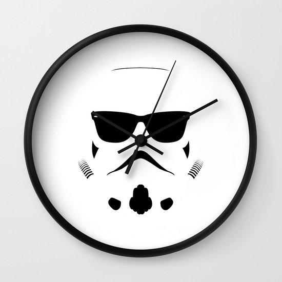Shadetrooper Wall Clock