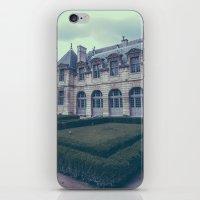 French Garden Maze III iPhone & iPod Skin