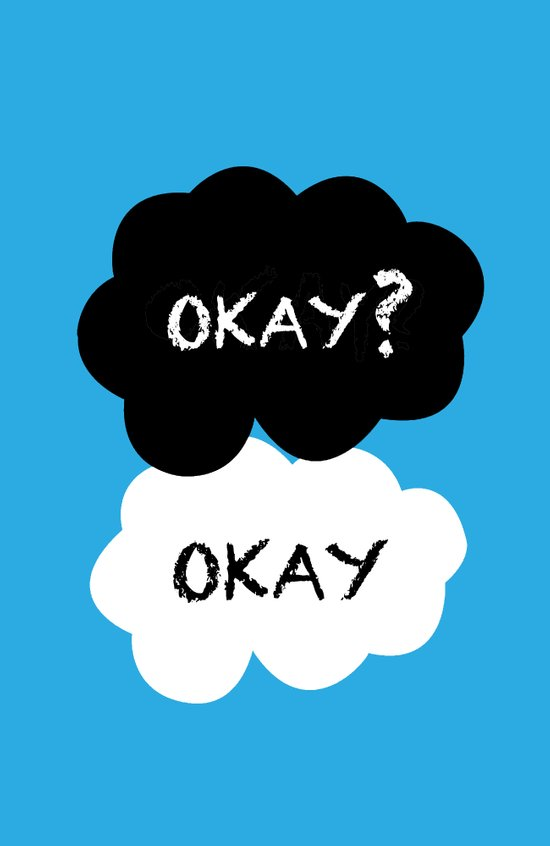 TFIOS - Okay Canvas Print