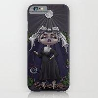 iPhone & iPod Case featuring Sous La Lumière De La Lune by Minerva Mopsy