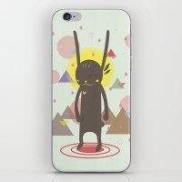 PILGRIM 순례자  iPhone & iPod Skin