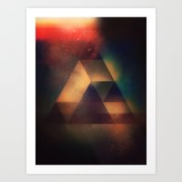 6try Art Print