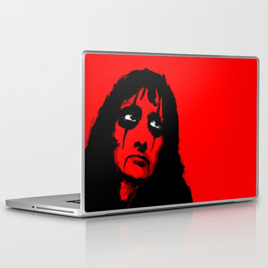 Alice Cooper Laptop & iPad Skin