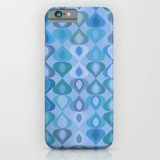 gouttelette aqua Slim Case iPhone 6s