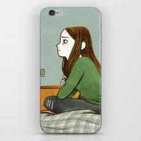 Teen Angst iPhone & iPod Skin