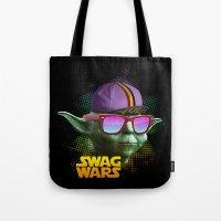 Yoda Swag Tote Bag