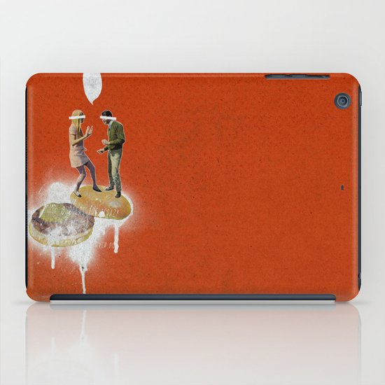 Danse Sale | Collage iPad Case