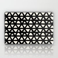 Brush Stroke Triangles G… Laptop & iPad Skin