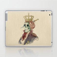 I LOVE THE KING Laptop & iPad Skin