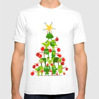 Happy New Year 2013 Mens Fitted Tee White SMALL