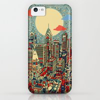 iPhone 5c Cases featuring philadelphia by Bekim ART