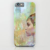 iPhone Cases featuring if you go away by Ganech joe