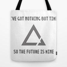 The Future is Mine Tote Bag