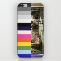 Garage Sale Painting Of … iPhone & iPod Skin