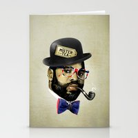 MISTER TEA Stationery Cards