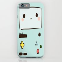 iPhone & iPod Case featuring BMO by I3uu