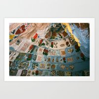 Salvation Mountain Beaut… Art Print