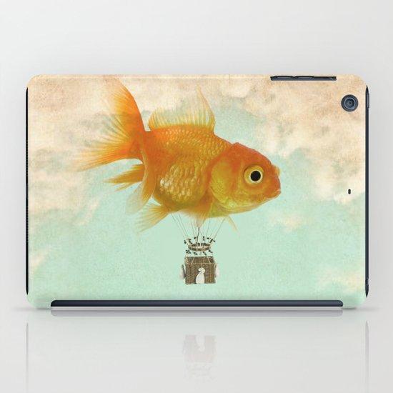 balloon fish 03 iPad Case