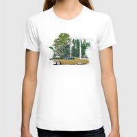 drive T-shirts featuring Drive by Suzie-Q