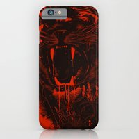 iPhone & iPod Case featuring The King by nicebleed