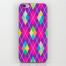 Colorful Geometric IV iPhone & iPod Skin
