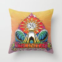 No Place Like it Throw Pillow