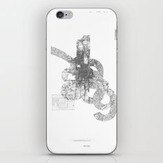 Map: '794-1869 iPhone & iPod Skin