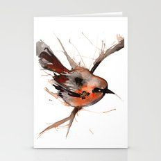 Bird Ink Stationery Cards