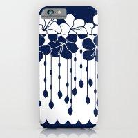 Hibiscus Neg Positive: N… iPhone 6 Slim Case