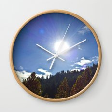 Sun For All Wall Clock