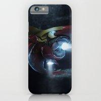 Iron Jaws iPhone 6 Slim Case