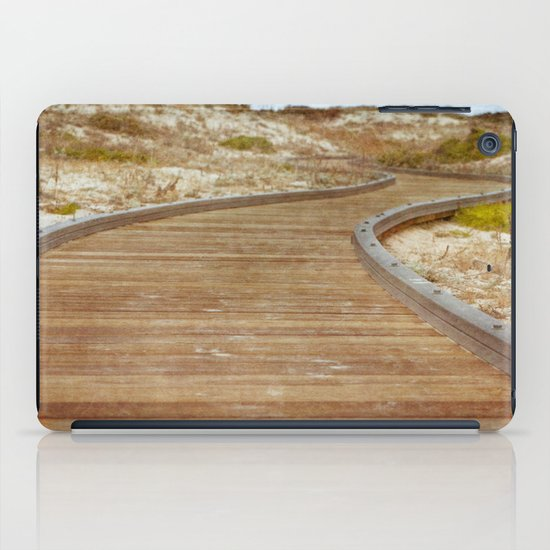 The Path to Discovery iPad Case